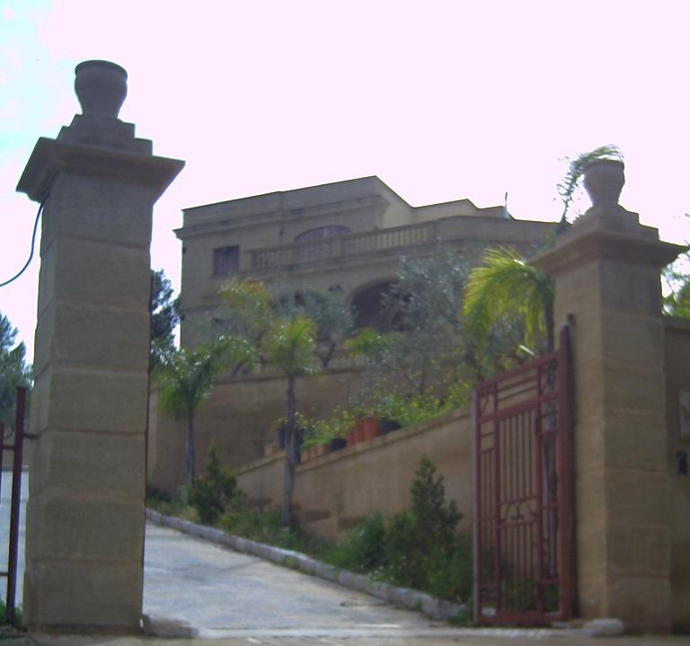 Piloni Cancello